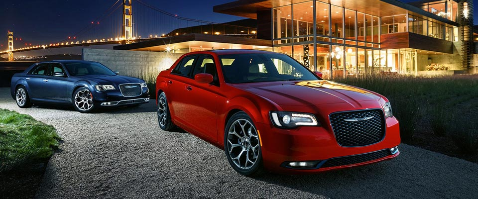 2016 Chrysler 300 Appearance Main Img
