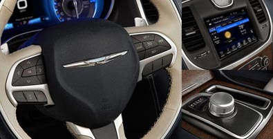 2016 Chrysler 300 comfort
