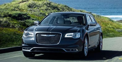 2016 Chrysler 300 performance