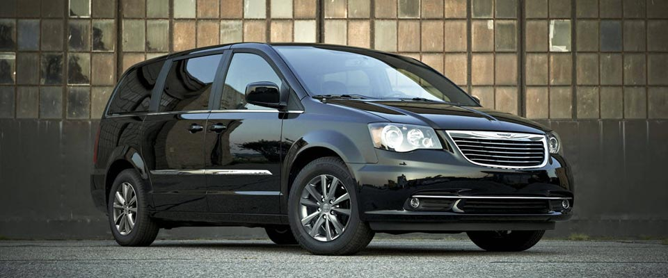 2016 Chrysler Town and Country Appearance Main Img