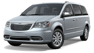2016 Chrysler Town and Country in W. Bountiful