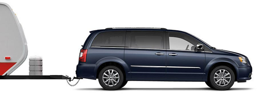 2016 Chrysler Town and Country performance