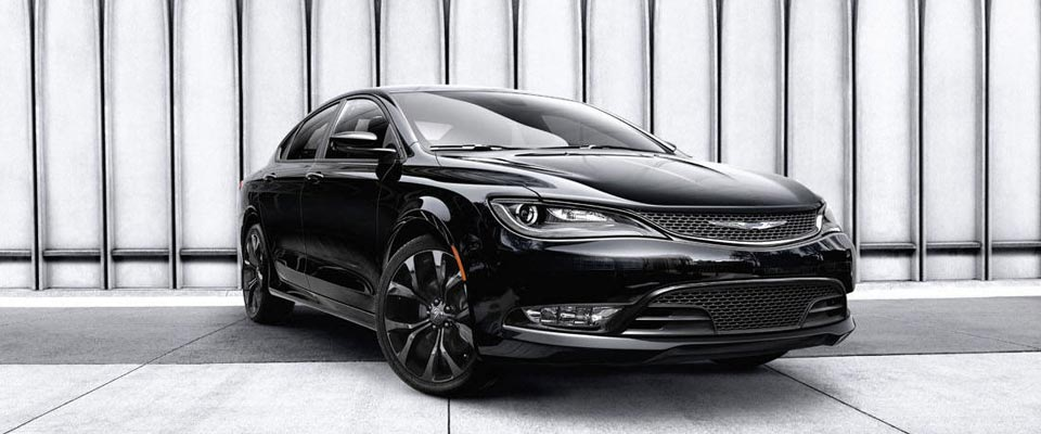 2017 Chrysler 200 Appearance Main Img