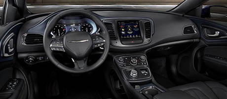 2017 Chrysler 200 comfort