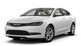 2015 Chrysler 200 in Boise