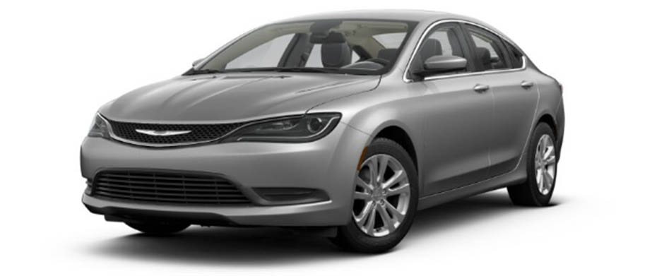 2017 Chrysler 200 Main Img