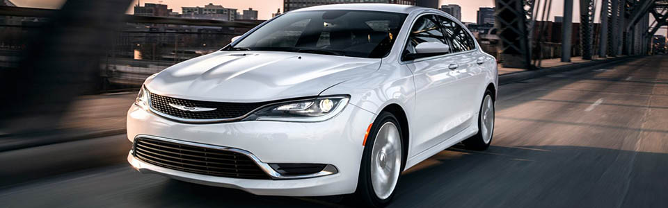 2017 Chrysler 200 Safety Main Img