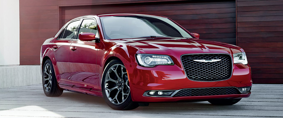 2017 Chrysler 300 Appearance Main Img