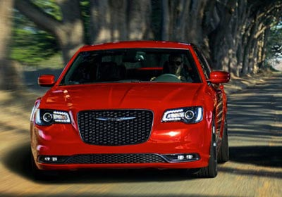 2017 Chrysler 300 appearance