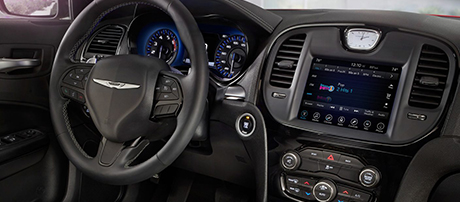 2017 Chrysler 300 comfort
