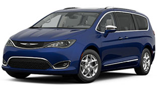 2019 Chrysler Pacifica in Victorville