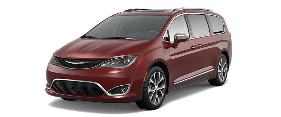 2017 Chrysler Pacifica Main Img