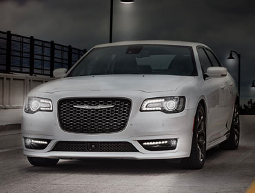 2018 Chrysler 300 appearance