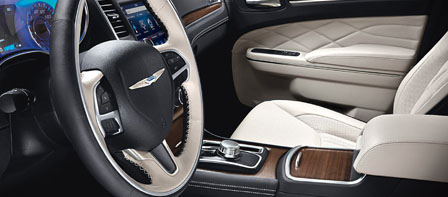 2018 Chrysler 300 comfort