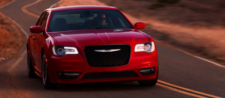 2018 Chrysler 300 performance