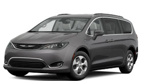 2017 Chrysler Pacifica Hybrid in Ventura