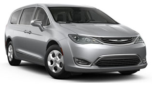 2018 Chrysler Pacifica Hybrid in Beaverton