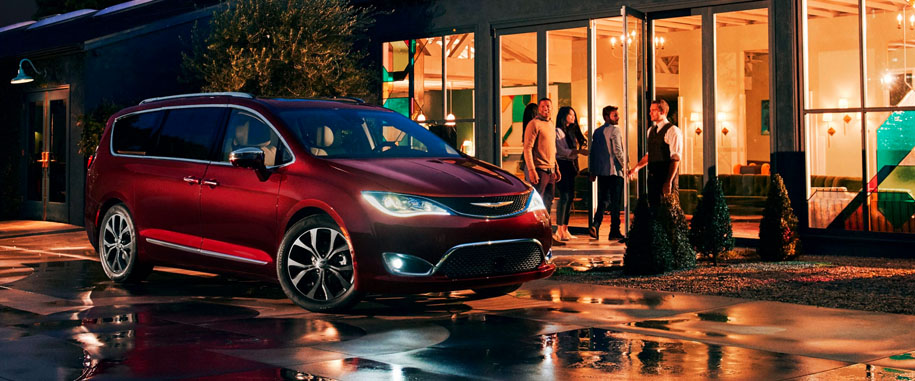 2018 Chrysler Pacifica Main Img