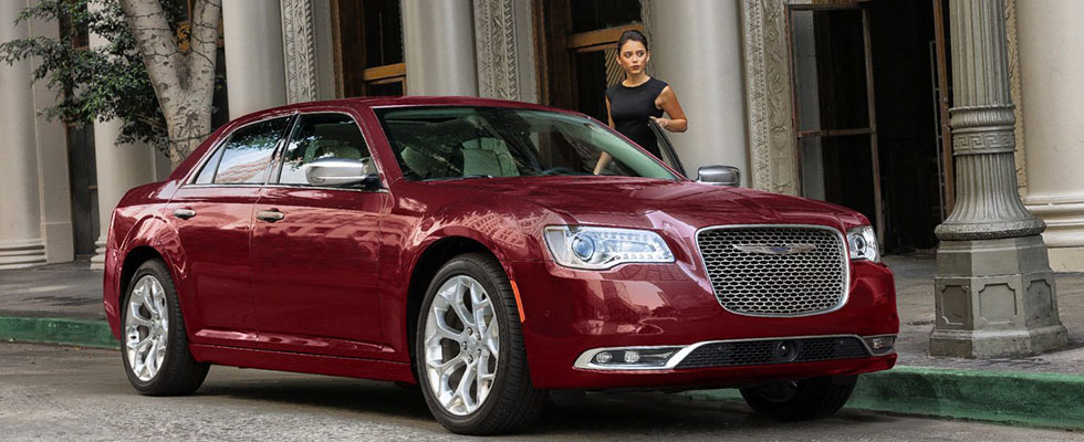 2019 Chrysler 300 Appearance Main Img
