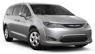2018 Chrysler Pacifica Hybrid in Boise
