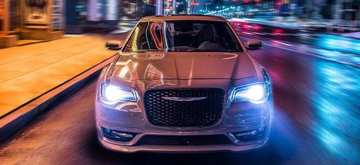 2020 Chrysler 300 appearance