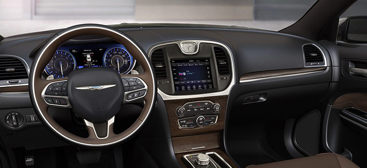 2020 Chrysler 300 comfort
