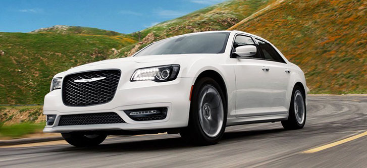2020 Chrysler 300 performance