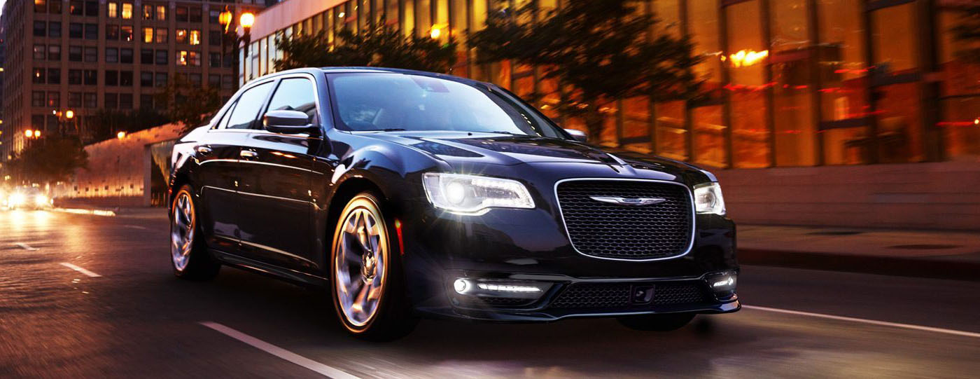2020 Chrysler 300 Safety Main Img