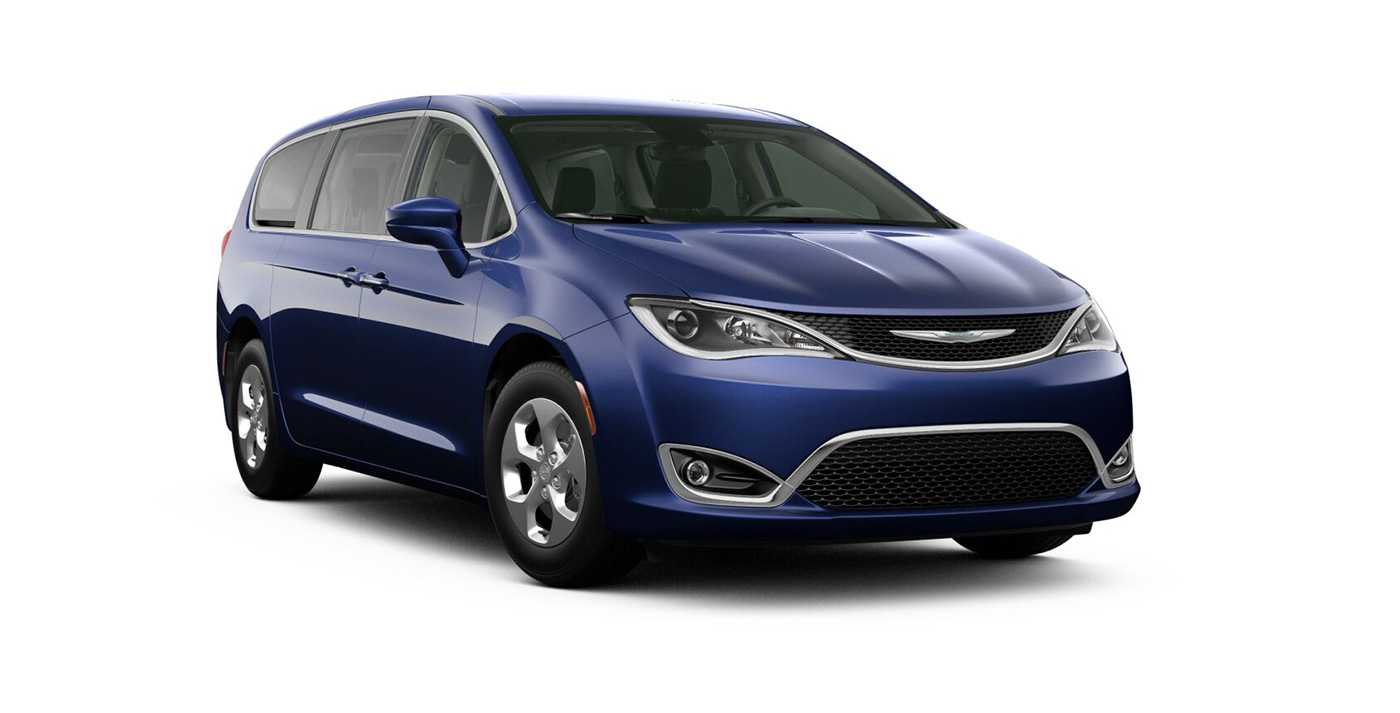 2020 Chrysler Pacifica Hybrid Main Img