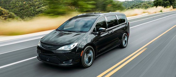 2020 Chrysler Pacifica performance