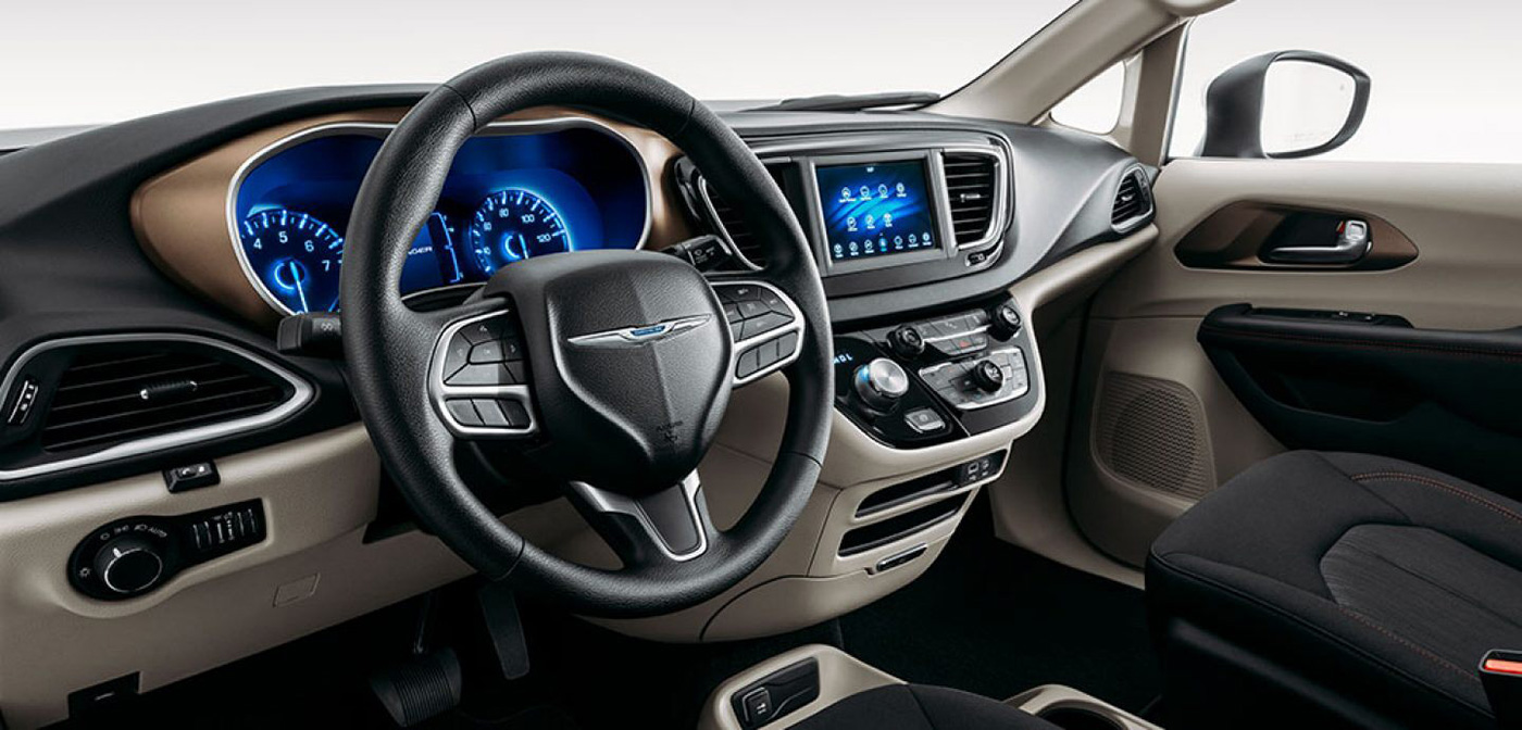 2020 Chrysler Voyager Safety Main Img