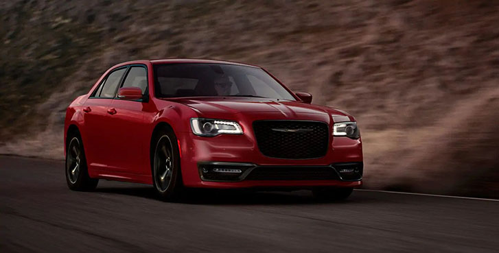 2021 Chrysler 300 performance