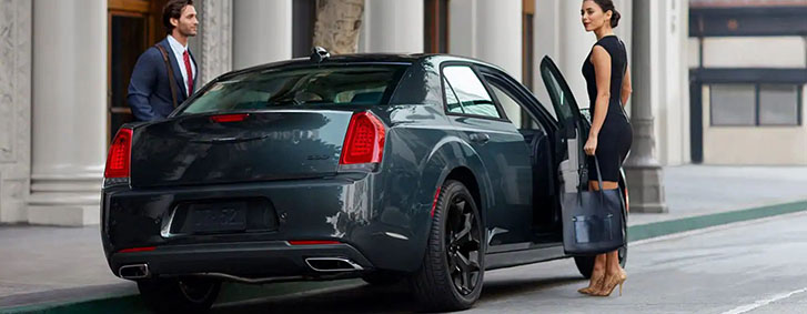 2021 Chrysler 300 safety