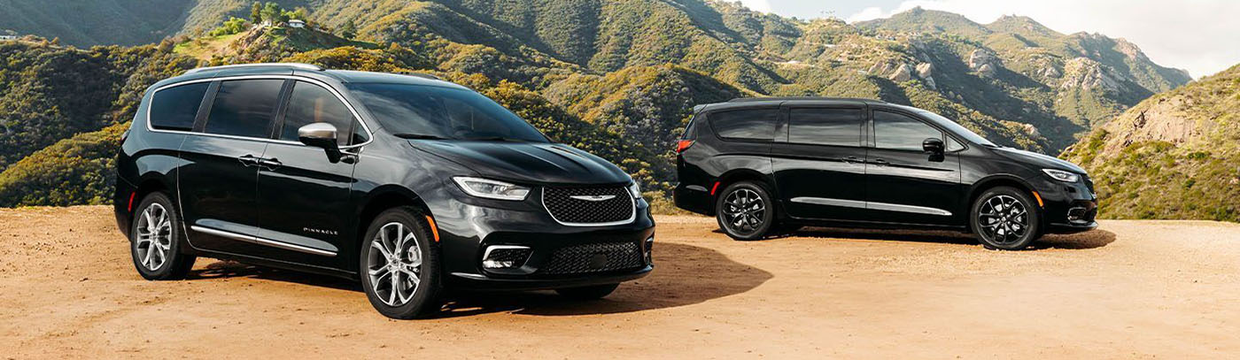 2021 Chrysler Pacifica Appearance Main Img