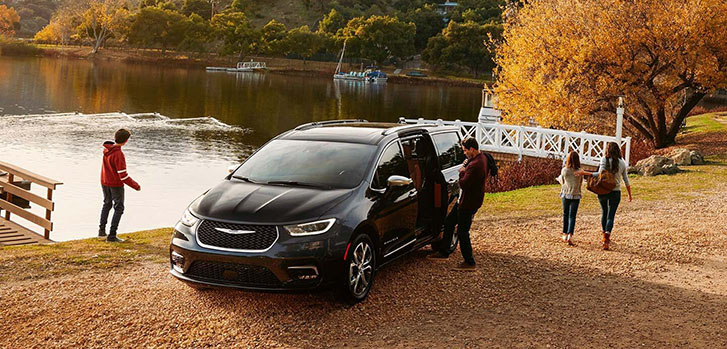2021 Chrysler Pacifica comfort