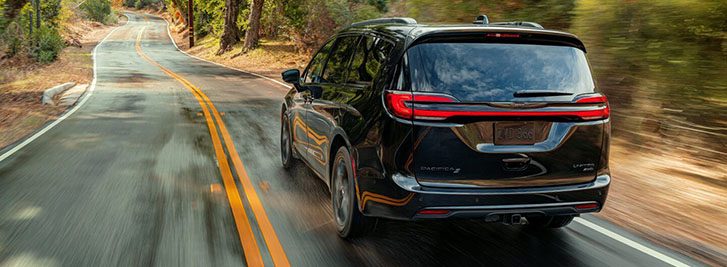 2021 Chrysler Pacifica performance