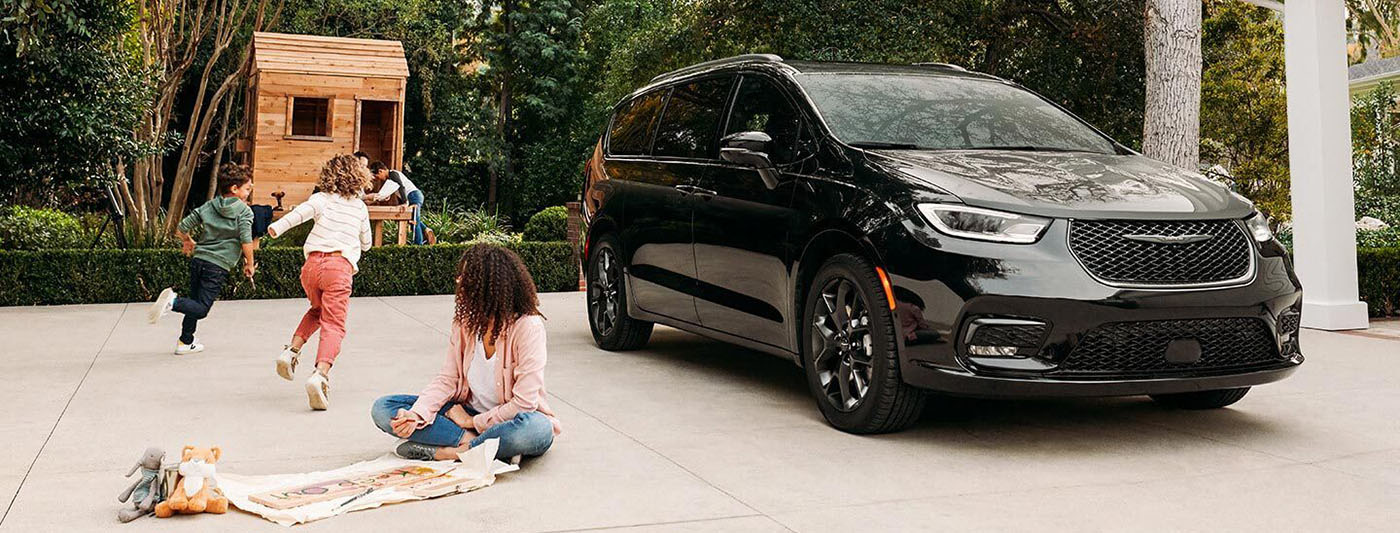 2021 Chrysler Pacifica Safety Main Img