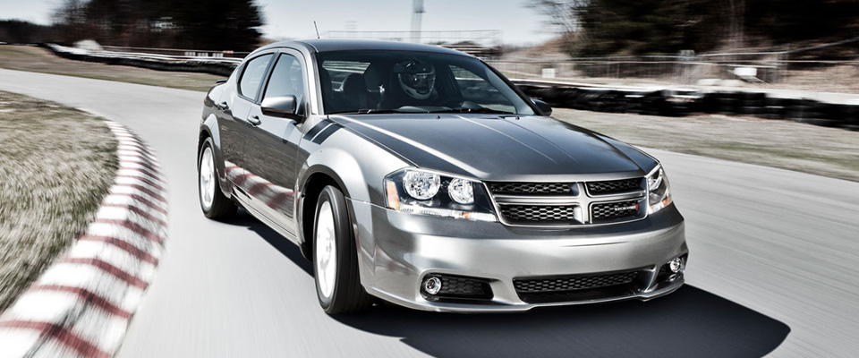2014 Dodge Avenger Appearance Main Img