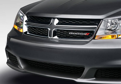 2014 Dodge Avenger appearance