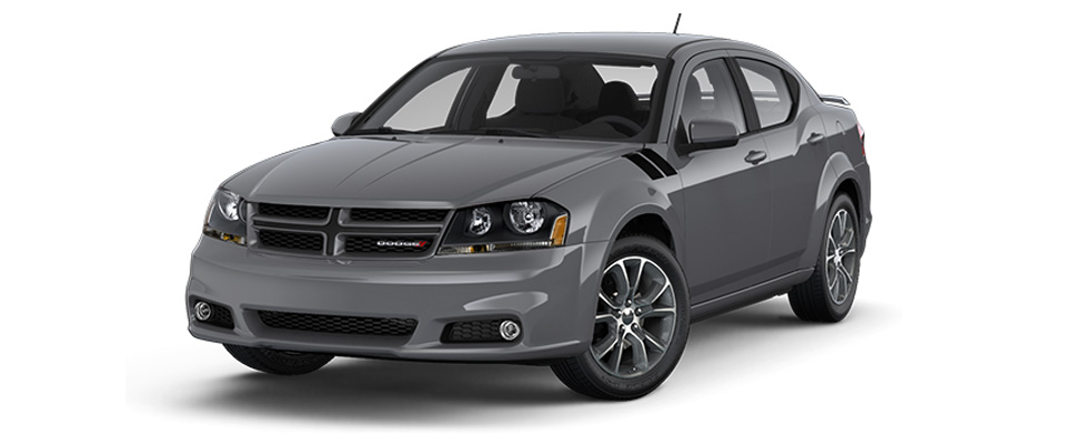 2014 Dodge Avenger Main Img