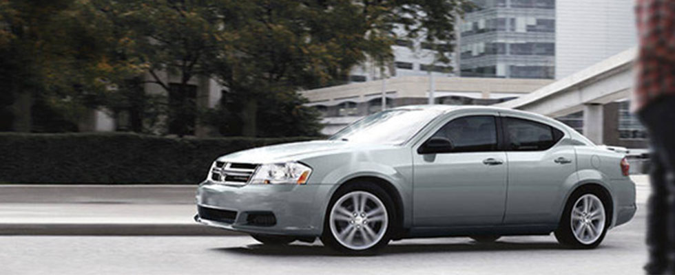 2014 Dodge Avenger Safety Main Img