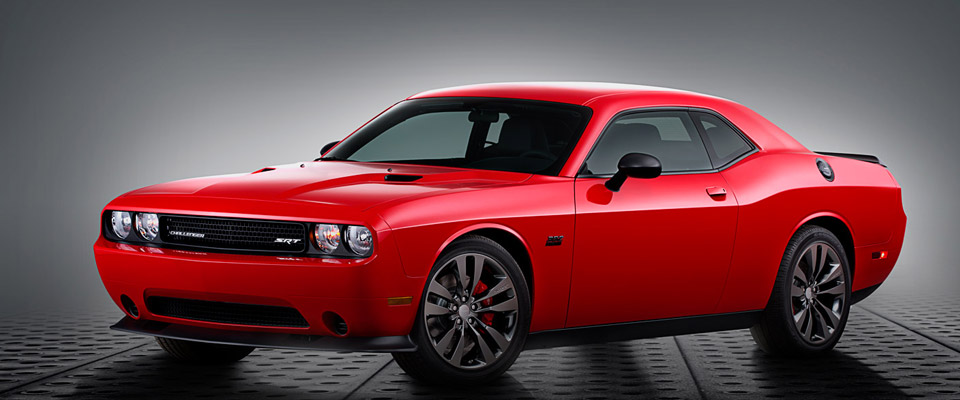 2014 Dodge Challenger SRT Appearance Main Img