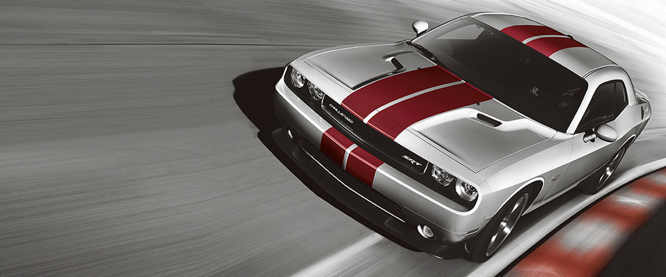 2014 Dodge Challenger SRT Main Img