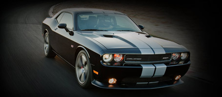 2014 Dodge Challenger SRT performance