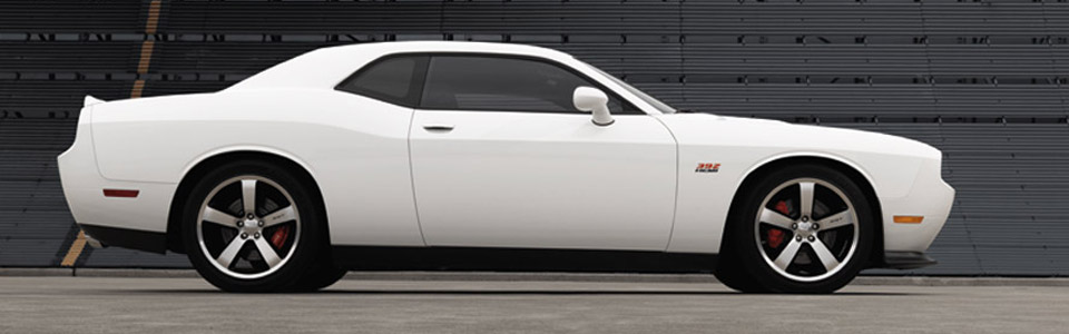 2014 Dodge Challenger SRT Safety Main Img