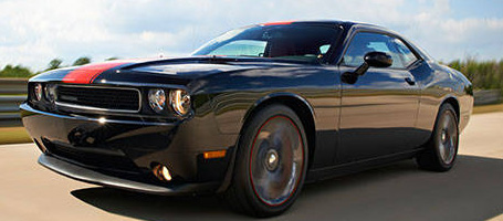 2014 Dodge Challenger performance