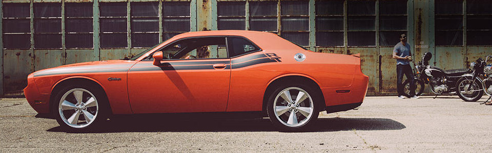 2014 Dodge Challenger Safety Main Img