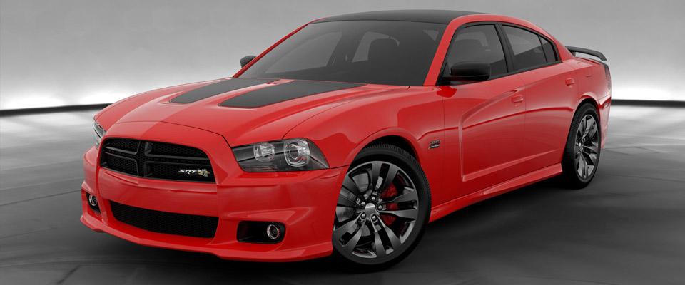 2014 Dodge Charger SRT Appearance Main Img