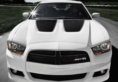 2014 Dodge Charger SRT appearance