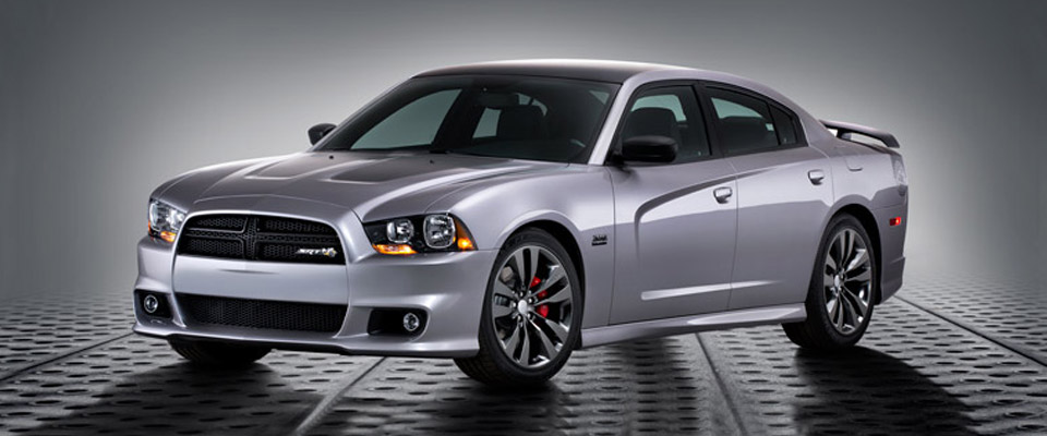 2014 Dodge Charger SRT Main Img